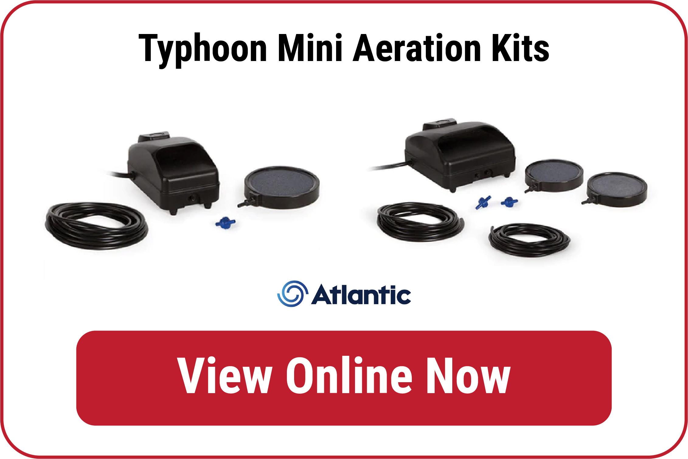 Pond Aeration Systems   Pond Aerator
