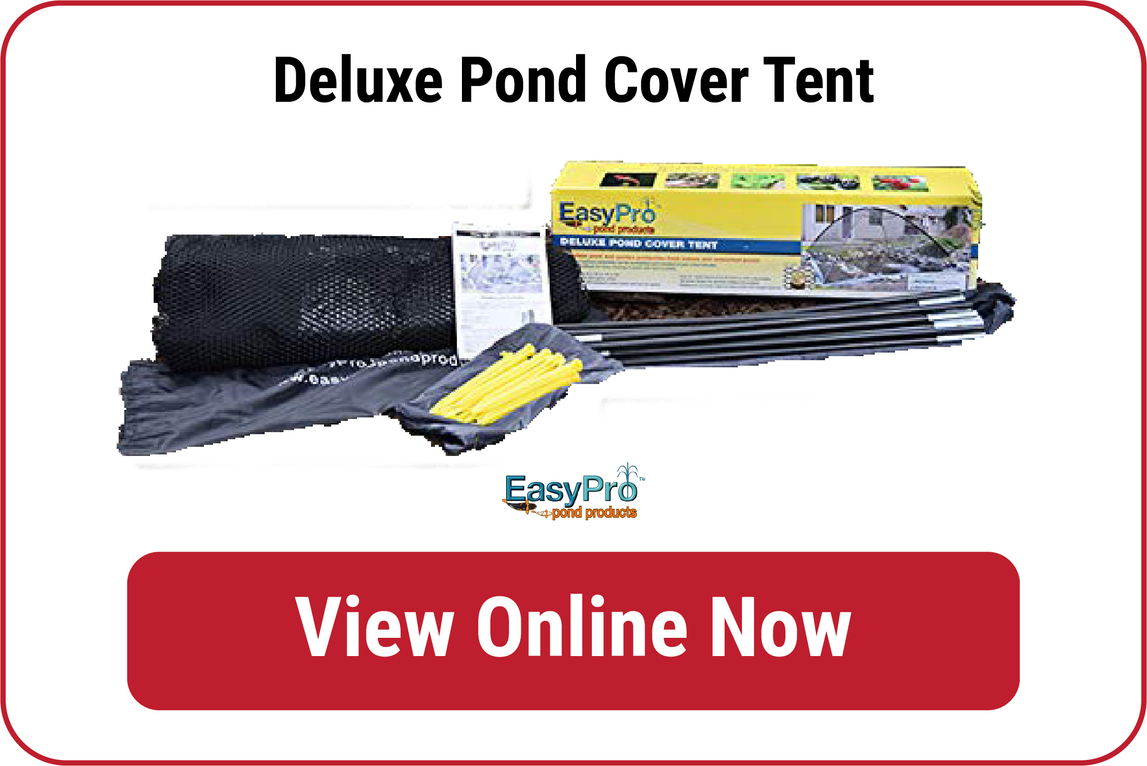 Pond Netting Cover