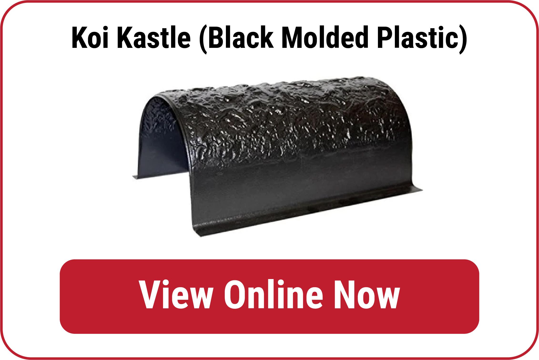 Plastic Koi Kastle   Koi Fish Protection & Shade