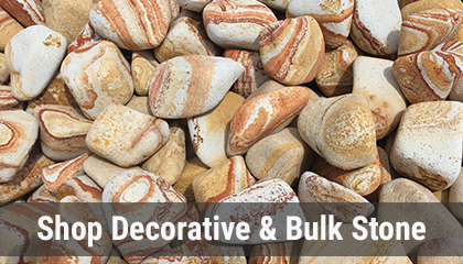 View and Shop Decorative and Bulk Stone Online